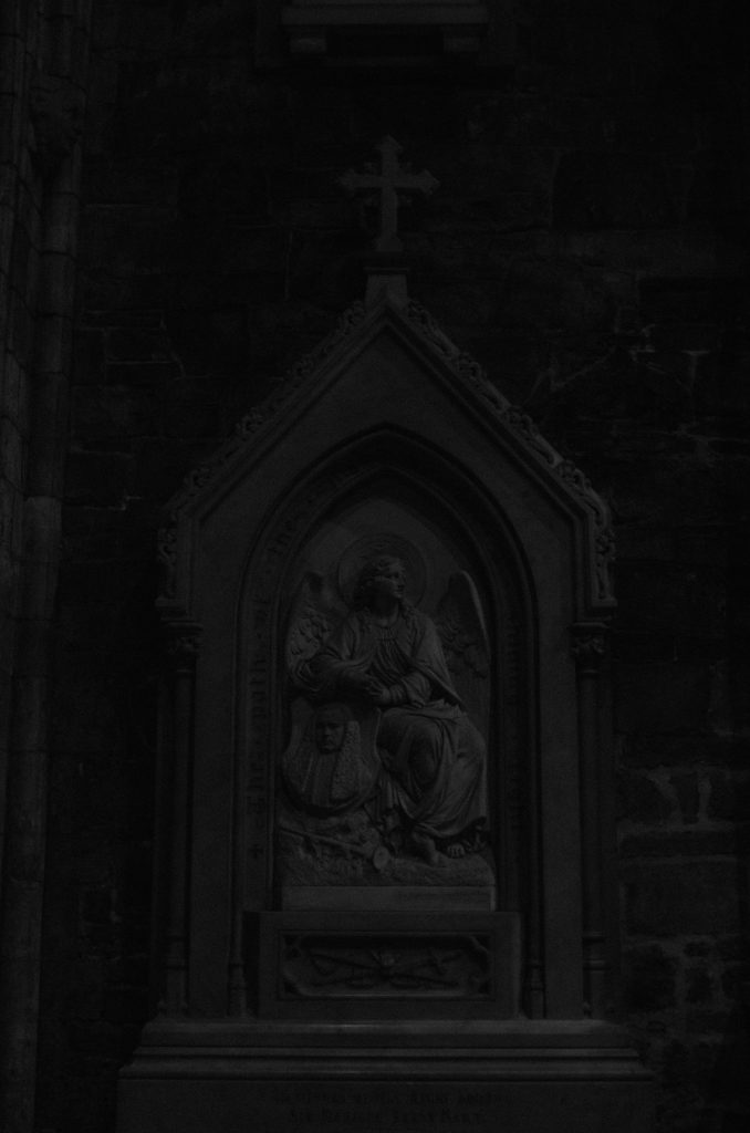 Travelogue Dublin -- a photography series by Lola Noir (st. patrick cathedral)